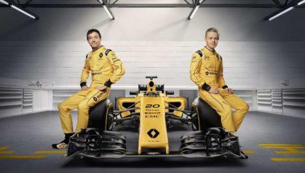 Formel 1 betting: Kan Kevin Magnussen slår Jolyon Palmer? Se Formel 1 sendetider
