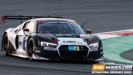 C.Abt Racing Dubai 24h 2016 - foto: 24Hseries.com