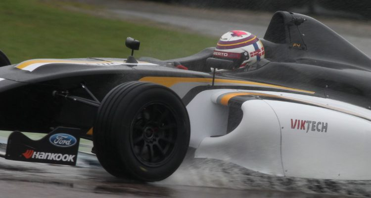 Patrik Matthiesen, MSA Formula 4 - Joe Tandy Racing