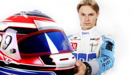 19-årige Andreas Jochimsen melder sig nu klar til at deltage i MASCOT Danish Thundersport Championship