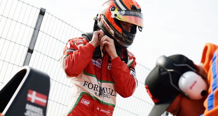 Mikkel Jensen Formel 3 2015