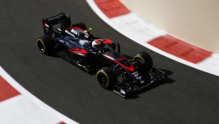 Foto: McLaren 2015