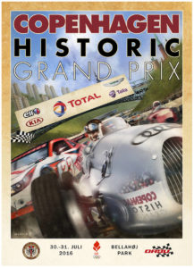 Copenhagen Historic Grand Prix