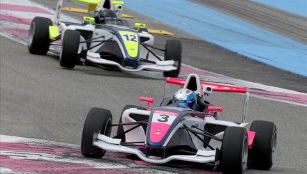 Casper Røes kører videre om det franske formel 4 mesterskab i 2017