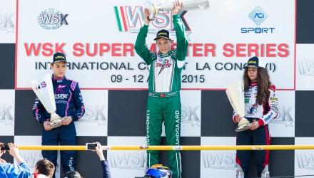 Christian Lundgaard vinder fjerde sejr i 2015