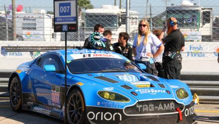Christina Nielsen racerkører