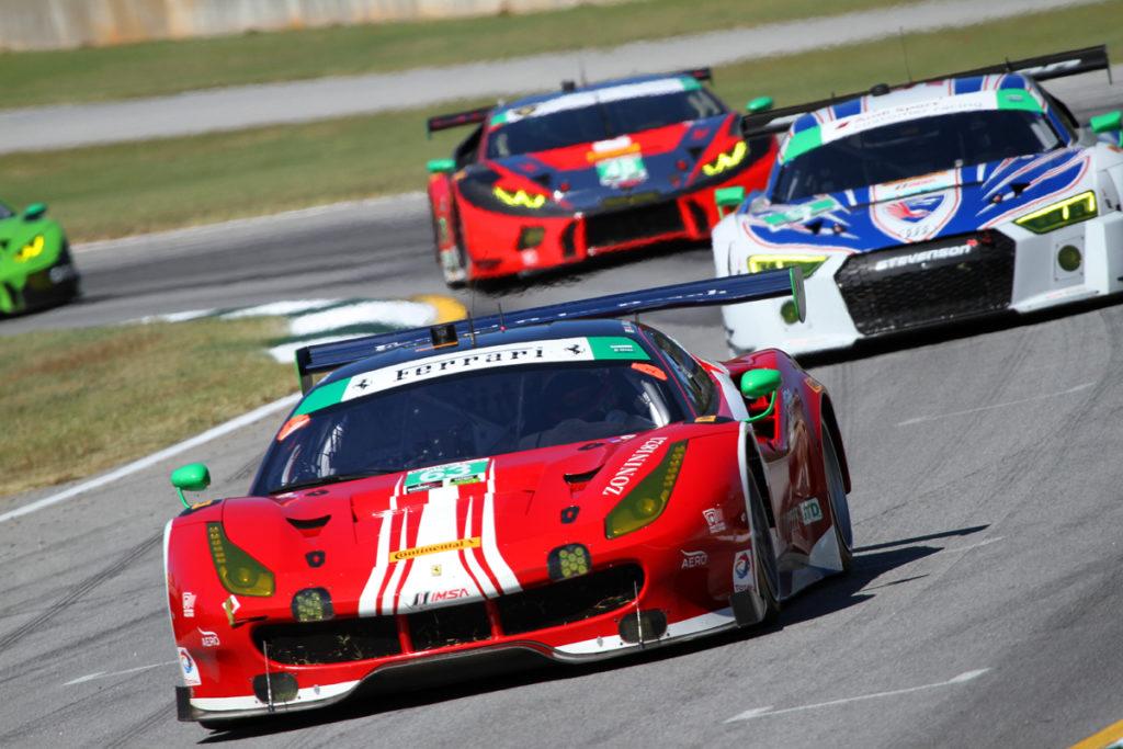 Christina Nielsen skal igen i 2017 køre Ferrari 488 GT3 for Scuderia Corsa i den amerikanske IMSA serie