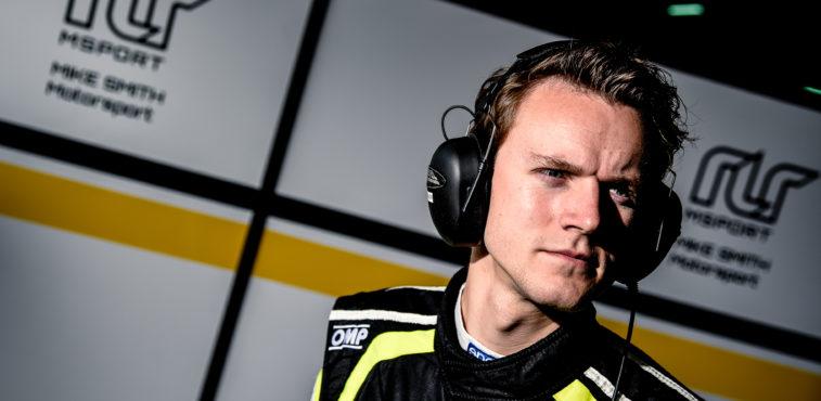 Morten Dons skal køre på Red Bull RIng