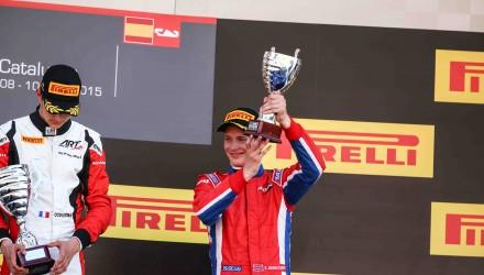 Emil Bernstorff GP3