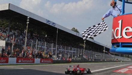 Ferrari Monza 2011