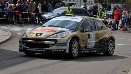 Peugeot Sport Dealer Team ryster posen til næste års DM-rally og byder på flere spændende nyheder.