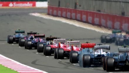 Her kan du se alle Formel 1 kørerne i 2016