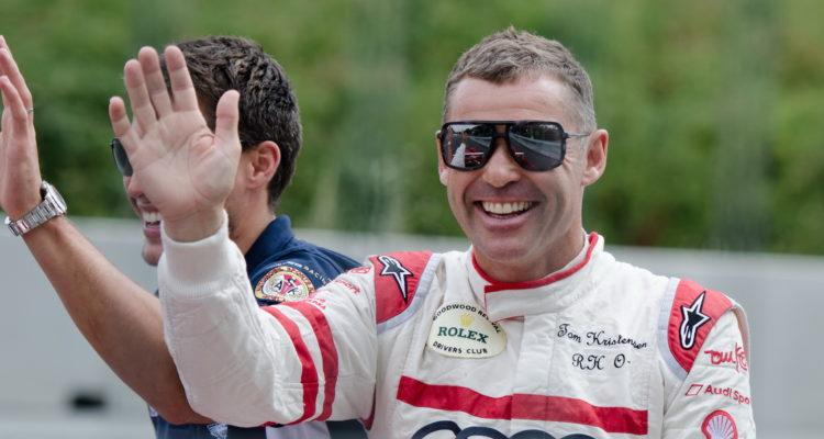 Tom Kristensen klar til Copenhagen Historic Grand Prix 2016