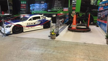 Leg Kevin Magnussen for en dag i Formel 1 Simulator