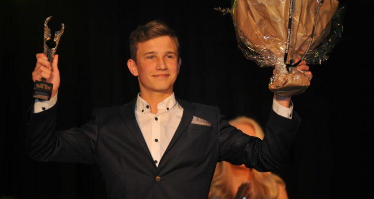 Christian Lundgaard Dansk Motorsport Award 2016 - Foto: Lundgaard Racing