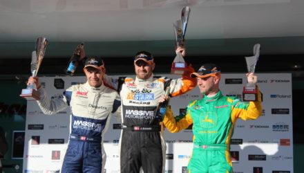 DTC samlede mesterskab 2015 - Niklas Majgaard
