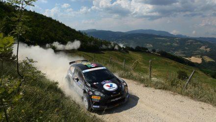 IRC 40e Rally San Marino, San Marino 06-07 07 2012