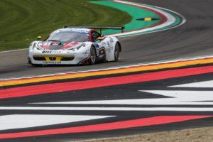 AF CORSE - Ferrari F458 Italia GT3 med Mads Rasmussen