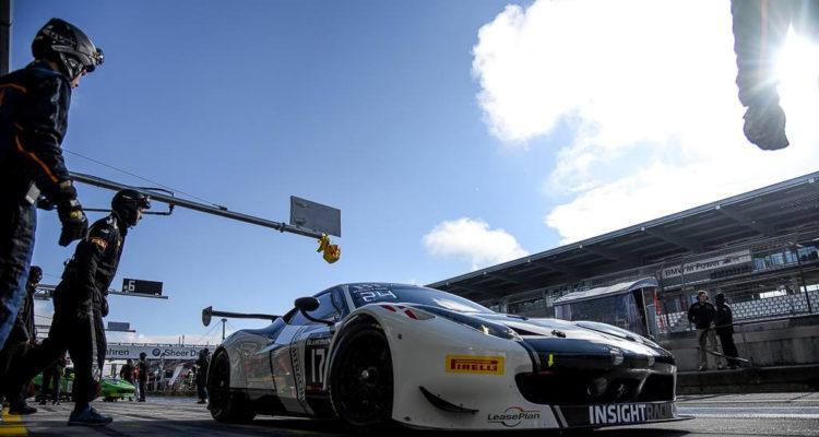 Insight Racing Denmark på Nürburgring