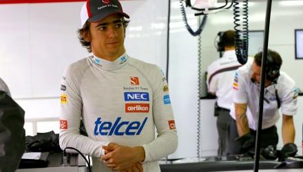 Esteban Gutierrez (MEX), Sauber F1 Team. Autodromo Carlos Pace.