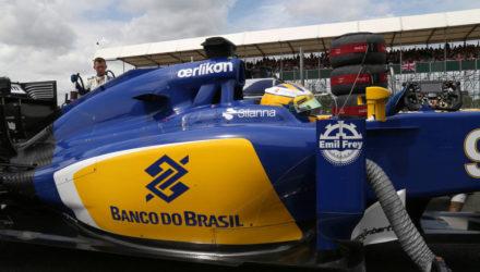 Foto: Sauber - F1 2015