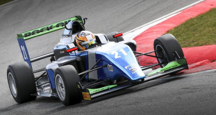 Jan Jønck, BRDC Formula 3, Brands Hatch 2016. Foto: Jan Jønck Presse