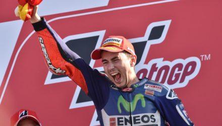 Lorenzo vinder VM