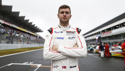Porsche Team Manthey: Michael Christensen