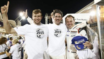 Michael Christensen har succes i FIA WEC, og i weekendens finaleløb i Bahrain hjalp danskeren Porsche til tre VW-titler.