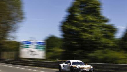 Porsche 911 RSR, Porsche GT Team (92), Michael Christensen (DK), Kévin Estre (F), Laurens Vanthoor (B)