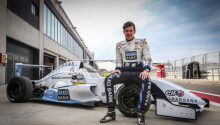 Lasse Sørensen racerkører