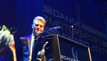Nicklas Nielsen blev Årets Talent 2017