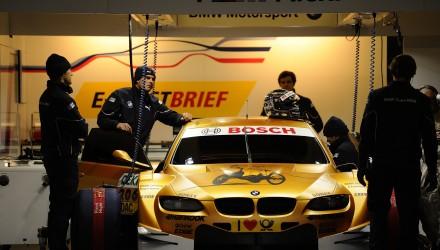Alessandro Zanardi, BMW M3 DTM 2012