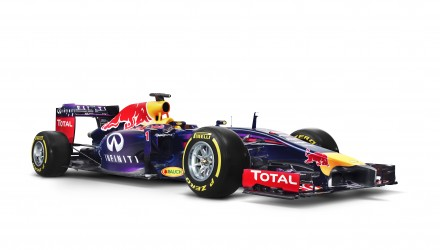 RB10 Red Bull Racing F1 2014