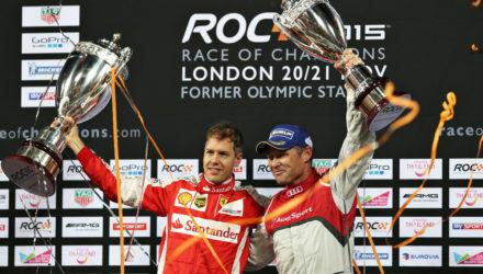 Foto: Race of Champions 2015