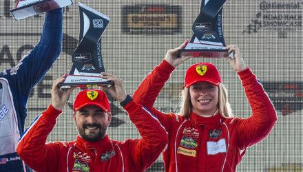 Christina Nielsen / Scuderia Corsa, Foto: Christina Nielsen Press