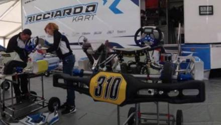 Christian Lundgaard skifter til Ricciardo Kart