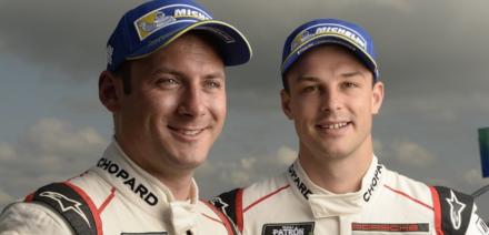 Nick Tandy eller Earl Bamber skal køre LMP1 for Porsche