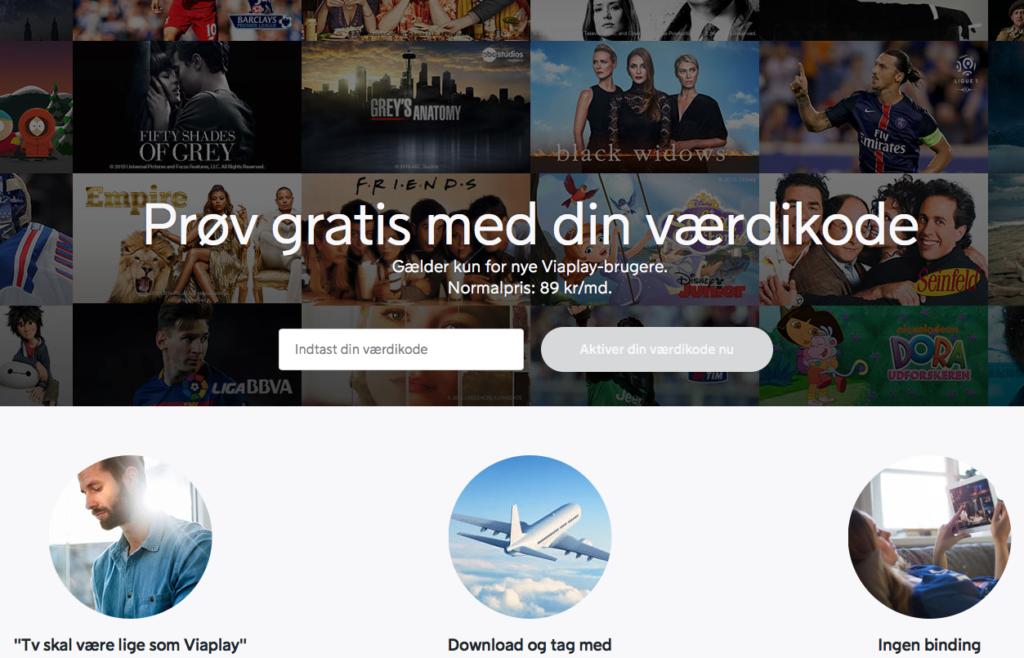 Viaplay Rabatkode - se film og sport gratis med Viaplay Rabatkode