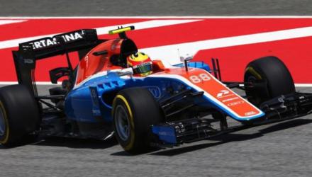 Manor F1 er nærmer sig betalingsstandsning
