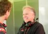 Gene Haas og Romain Grosjean