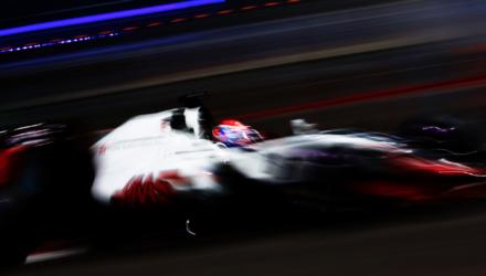 Haas klarer crashtest i 2017 og er klar til vintertest i Barcelona