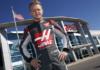 Kevin Magnussen Haas 2017 - på plads i sin nye køredragt fra det amerikanske team