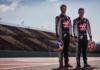 Kevin Magnussen og Romain Grosjean Haas 2017