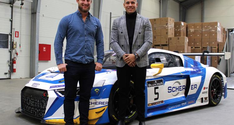 LAIT er ny hovedsponsor for Nicolaj Møller Madsen