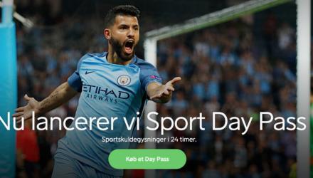Viaplay Day Pass: Køb og se sport i 24 timer