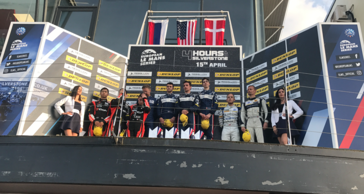 High Class Racing vinder 3. plads i European Le Mans debut