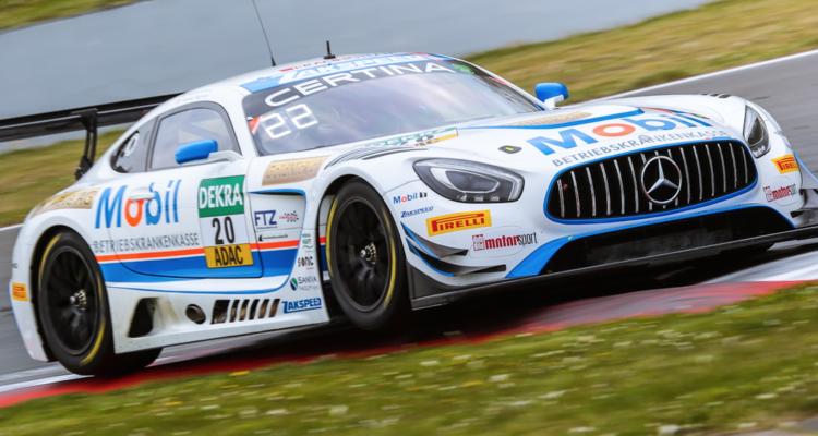 I weekenden sætter Nicolai Sylvest atter kursen mod Tyskland for at race i Mercedes AMG Team Zakspeeds GT3-racer
