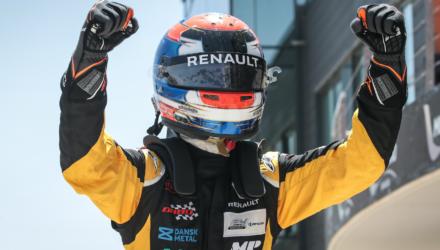 Christian Lundgaard fortsætter sit triumftog