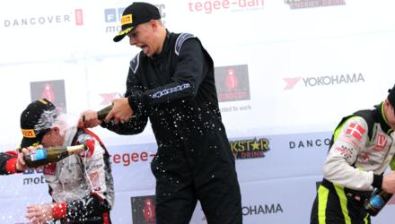 Daniel Lundgaard suveræn i Formel 4 Renault